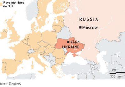 Ukraine Russie UE