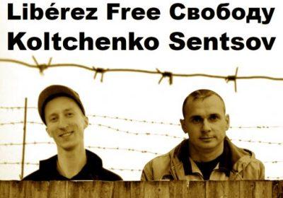 Liberez Koltchenko et Sentsov